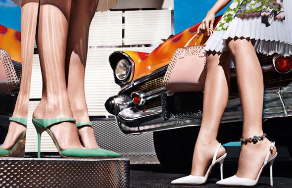 prada shoes women ss ete 2012 5 Sandales et Escarpins Prada Eté 2012