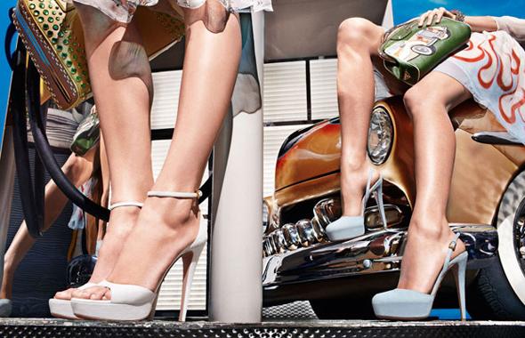 prada shoes women ss ete 2012 6 Sandales et Escarpins Prada Eté 2012