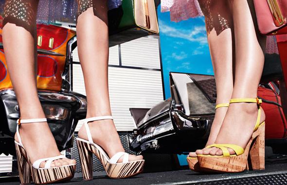 prada shoes women ss ete 2012 7 Sandales et Escarpins Prada Eté 2012