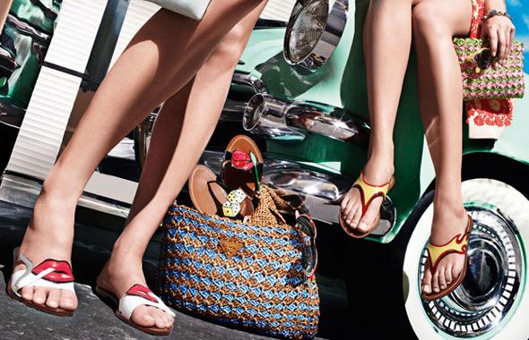prada shoes women ss ete 2012 8 Sandales et Escarpins Prada Eté 2012