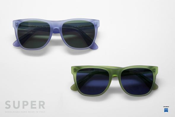 , Lunettes de Soleil Super Sunglasses Ete 2012