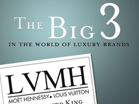 , Luxury Brands : 3 Géants du Luxe des Milliers de Griffes (infographie)