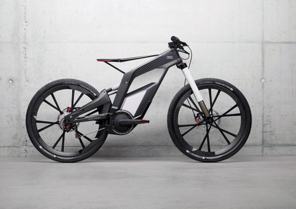 , Audi e-Bike Worthersee : Velo Hybride Hautes Performances