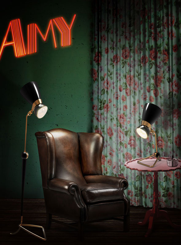 , Lampes Delightful Amy : Hommage Lumineux à Amy Winehouse