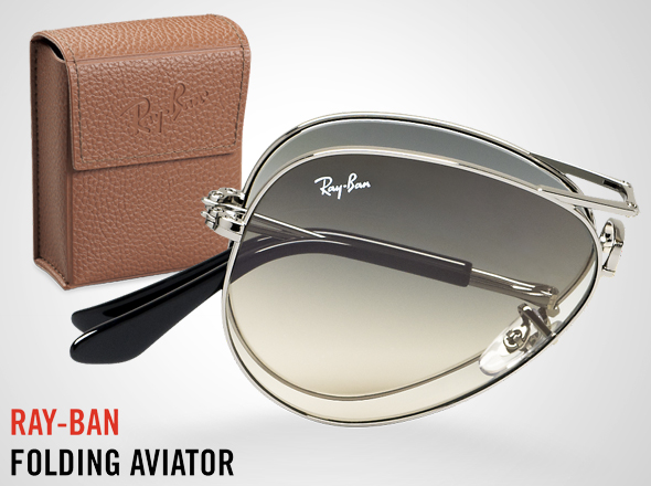 Lunettes Ray Ban Aviator