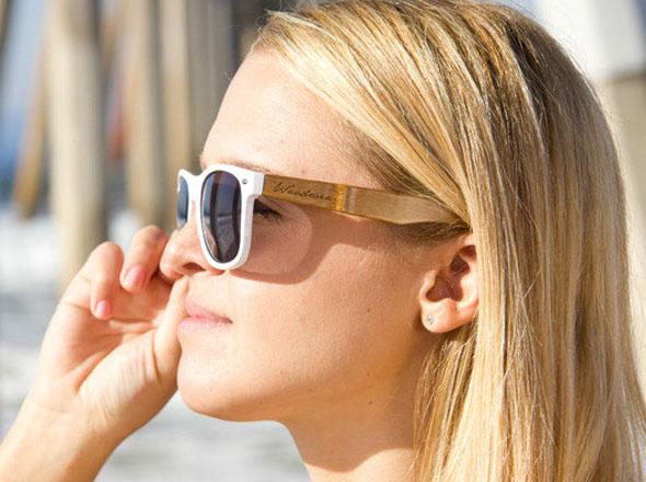 Woodwear Sunglasses   Lunettes de Soleil WayFarer Ecolo en Bambou ... e6596aab22e1