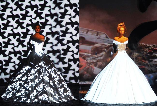 , Franck Sorbier Hiver 2012 2013 : Robe Couture et Motifs Ephemeres (video)