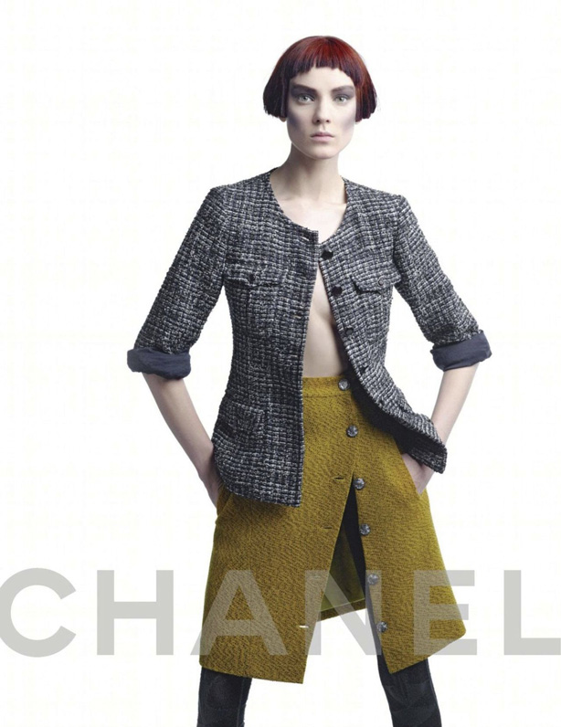 , Campagne Chanel Automne Hiver 2012 2013