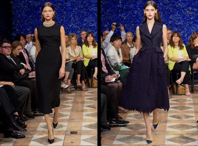 , Dior Couture Hiver 2012 2013 par Raf Simons