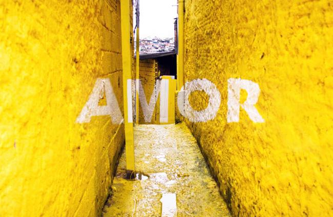 , Boa Mistura : Peintures Anamorphiques dans les Favelas de Sao Paulo
