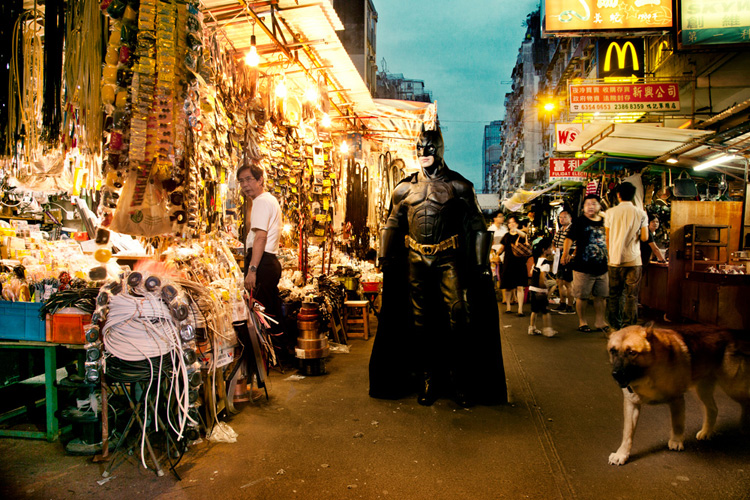 , Chow Kar Hoo Photographie : Des Super Heros bien Ordinaires