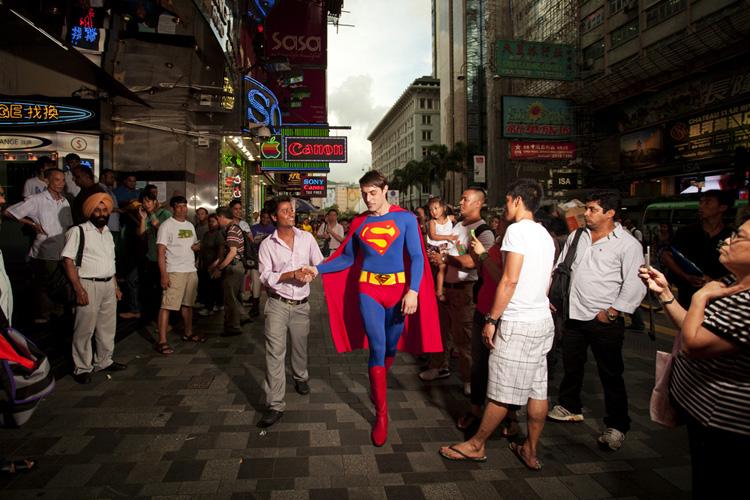 Chow Kar Hoo superheroes hongkong 03 Chow Kar Hoo Photographie : Des Super Heros bien Ordinaires
