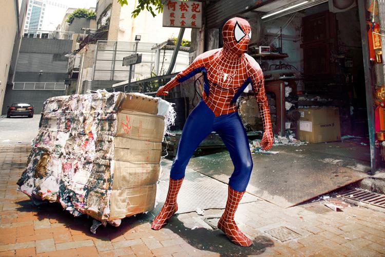 Chow Kar Hoo superheroes hongkong 05 Chow Kar Hoo Photographie : Des Super Heros bien Ordinaires