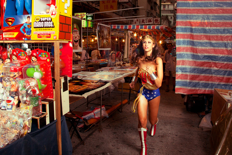 Chow Kar Hoo superheroes hongkong 06 Chow Kar Hoo Photographie : Des Super Heros bien Ordinaires