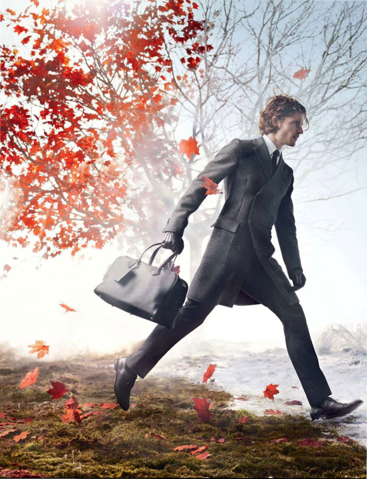 , Hermes Hiver 2012 2013 : Campagne Time On Your Side