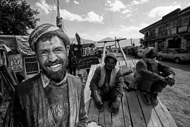 , Martin Middlebrook Photographies : «Faces of Hope» Le Livre