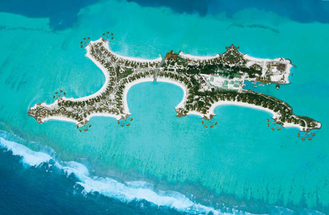 , One&Only Reethi Rah Resort Villas Paradisiaques aux Iles Maldives