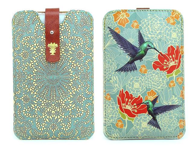 Tovi Corrie Protections iPhone iPad 2 - Tovi Corrie Protections iPhone iPad en Cuir Artisanales