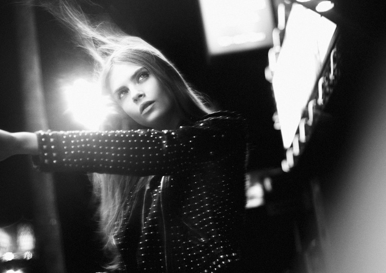 , Zara TRF Hiver 2012 2013 avec Cara Delevingne
