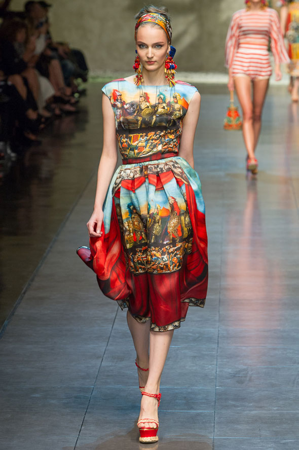 Rafia De Printemps / Été De Dolce & Gabbana bkUlOkrn7j