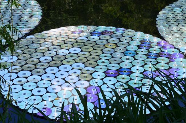 Bien-aimé Waterlilies par Bruce Munro : 600.000 CD en Nénuphars - MaxiTendance PY61