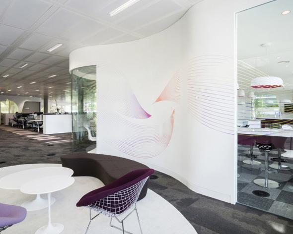 , QG de Swarovski Londres par M Moser Associates
