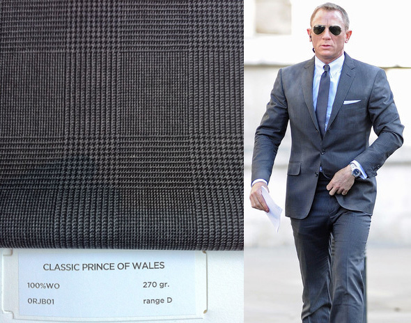 2 james bond 007 skyfall tom ford James Bond 007 Skyfall : Costumes et Lunettes Aviator Tom Ford