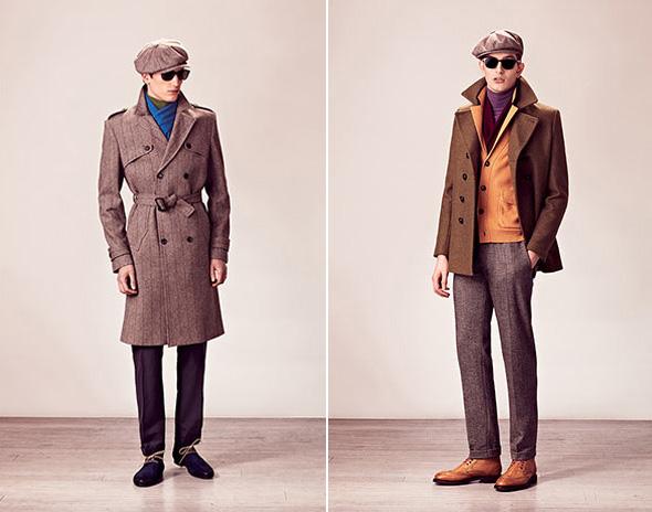 2 paul joe homme men fw hiver 2012 2013 - Paul & Joe Hiver 2012 2013 : Lookbook Homme