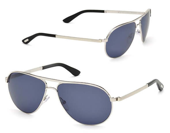 James Bond 007 Skyfall : Costumes et Lunettes Aviators Tom Ford