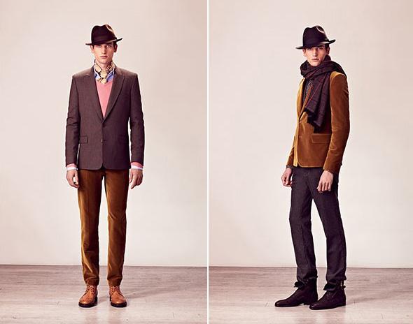 5 paul joe homme men fw hiver 2012 2013 - Paul & Joe Hiver 2012 2013 : Lookbook Homme