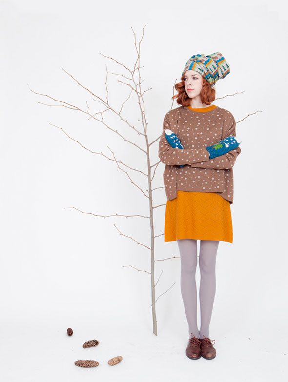 , La Casita De Wendy Hiver 2012 2013 : Collection Montanas