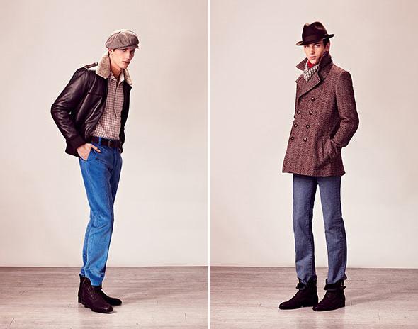 8 paul joe homme men fw hiver 2012 2013 - Paul & Joe Hiver 2012 2013 : Lookbook Homme