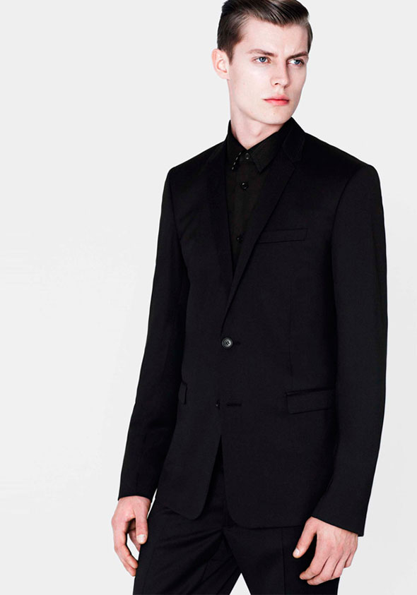 , Dior Homme Printemps Ete 2013 Lookbook