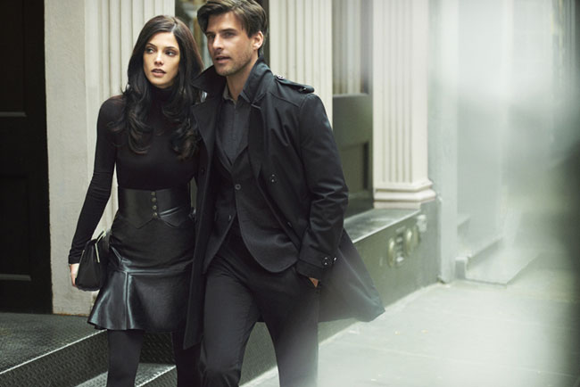 , Campagne DKNY Homme Hiver 2012 2013 : New York New York