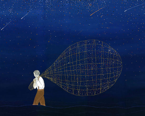 Dan-Ah Kim Illustration Rêves d'Ailleurs