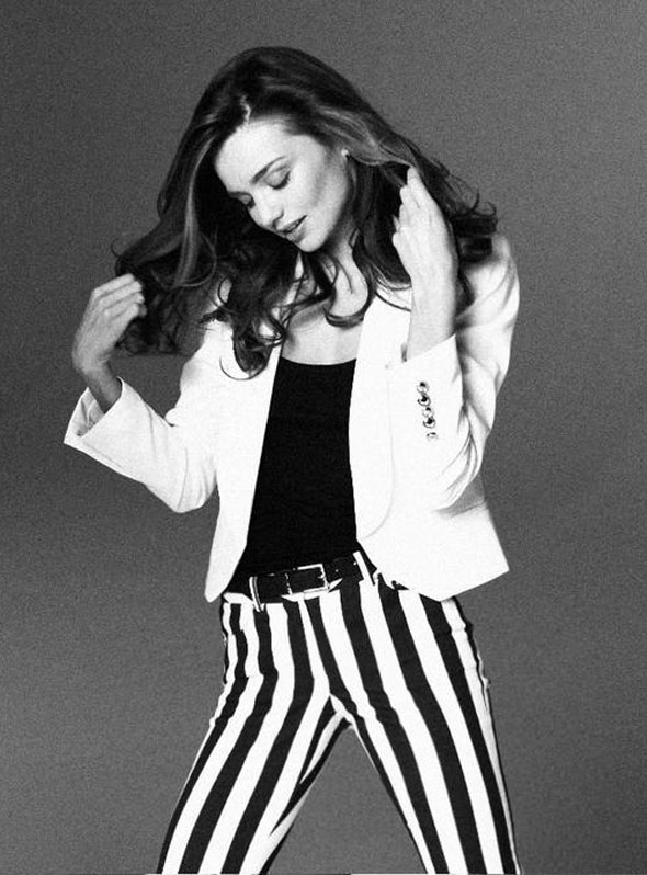 Miranda Kerr Nouvelle Egerie Mango Ete 2013