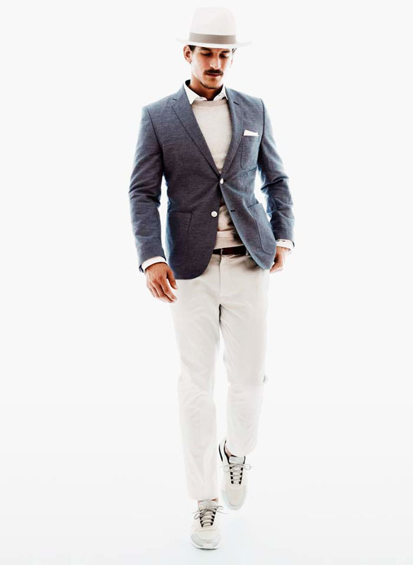 1 lookbook hm men homme ss ete 2013 Lookbook H&M Homme Printemps Ete 2013 : Les Couleurs de lEté