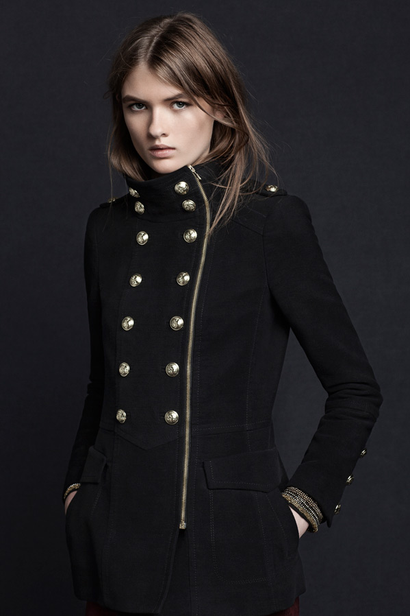 Model manteau femme zara
