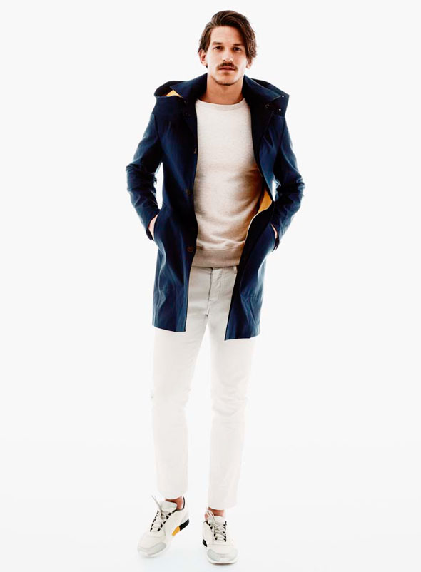 10 lookbook hm men homme ss ete 2013 Lookbook H&M Homme Printemps Ete 2013 : Les Couleurs de lEté