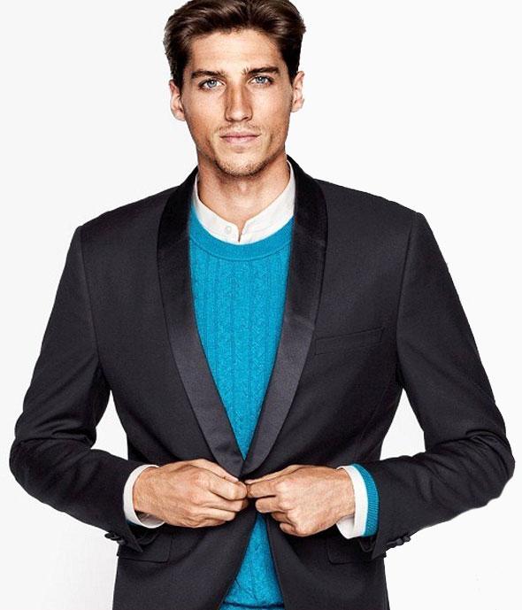 Lookbook H&M Homme Décembre 2012