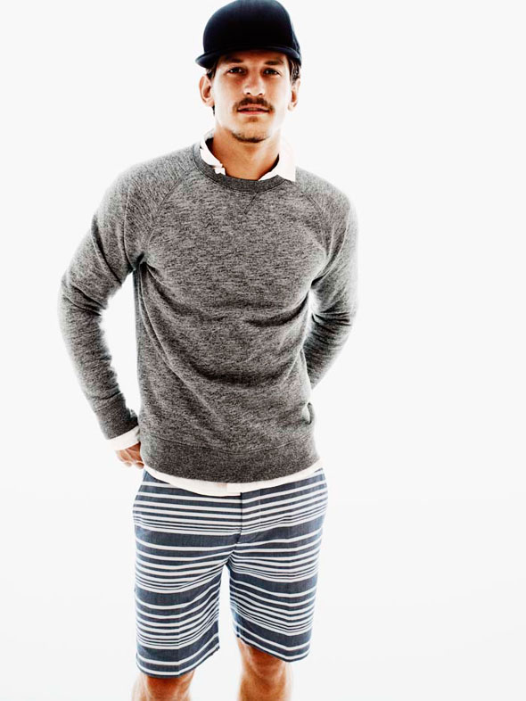 11 lookbook hm men homme ss ete 2013 Lookbook H&M Homme Printemps Ete 2013 : Les Couleurs de lEté