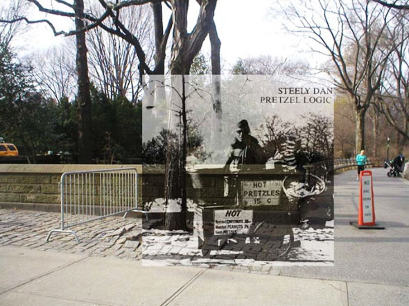 12 PopSpots Sync Bob Egan album art locations PopSpots NYC par Bob Egan : Photo de Couvertures dAlbums Localisées