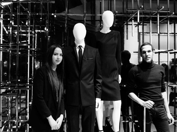 ESMOD x Hugo Boss: Collaboration Académique