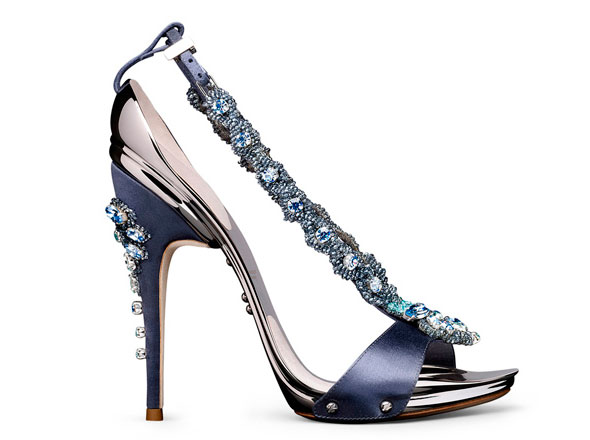 , Conspiracy : Chaussure Haute Couture High Tech