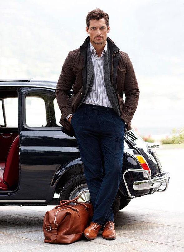 , Marks & Spencer Homme Hiver 2012 2013 : Collezione Inspired by Italy
