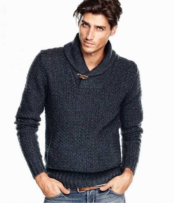 , Lookbook H&M Homme Décembre 2012