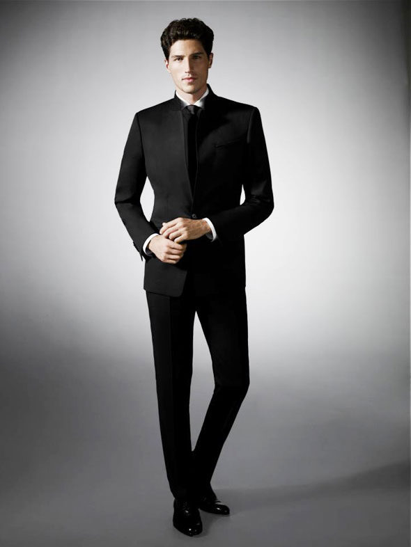4 ESMOD Hugo Boss Robe Costume Dress Suit ESMOD x Hugo Boss: Une Collaboration Académique