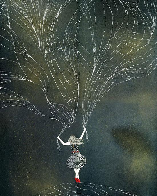 , Dan-Ah Kim Illustrations : Rêves et Poesie d'Ailleurs