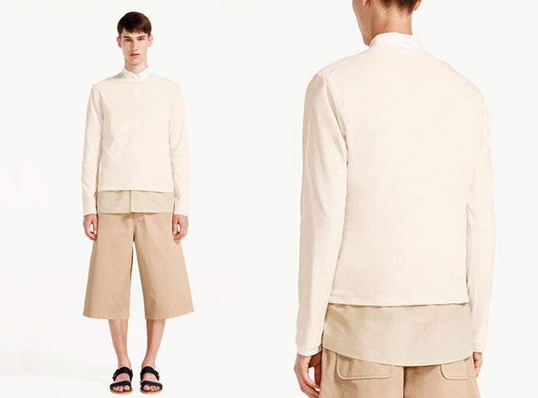 Lookbook COS Homme Été 2013