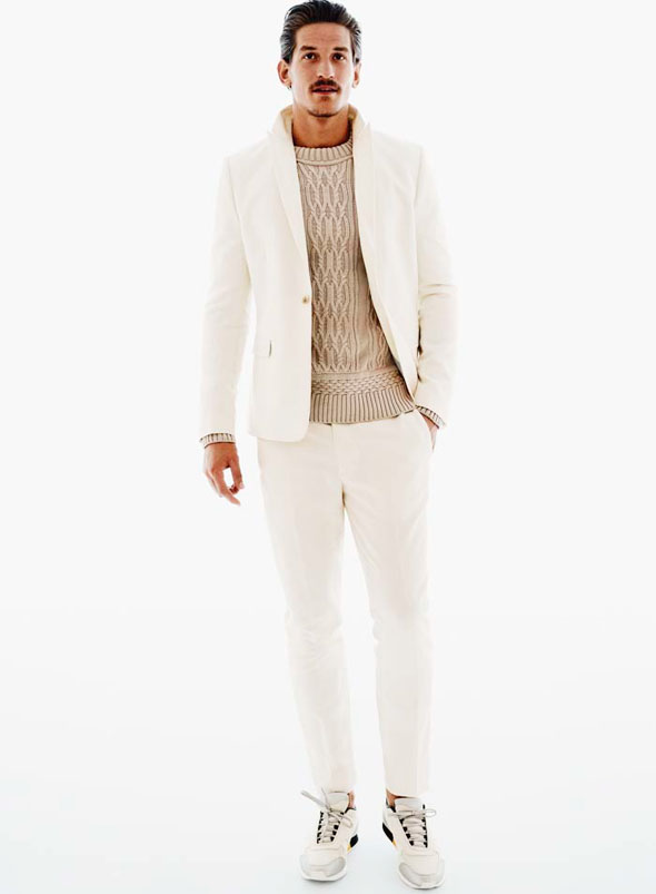 5 lookbook hm men homme ss ete 2013 Lookbook H&M Homme Printemps Ete 2013 : Les Couleurs de lEté